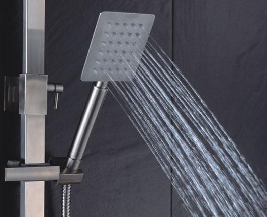不锈钢卫浴9003
