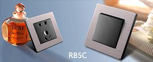 RB5C不锈钢+黑