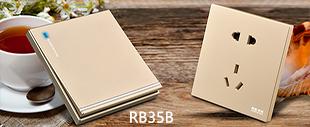 RB35B奔利金色系列