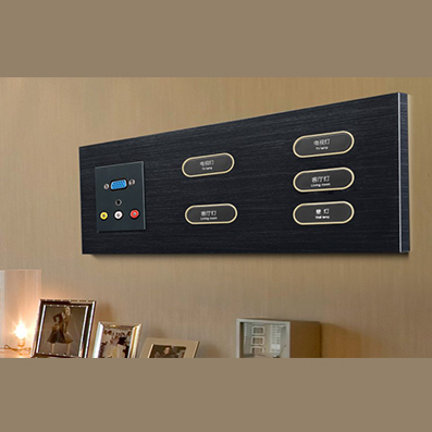 RB289弱电轻触连体开关床头柜