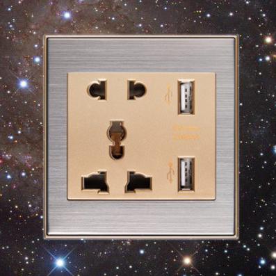 1-USB插座